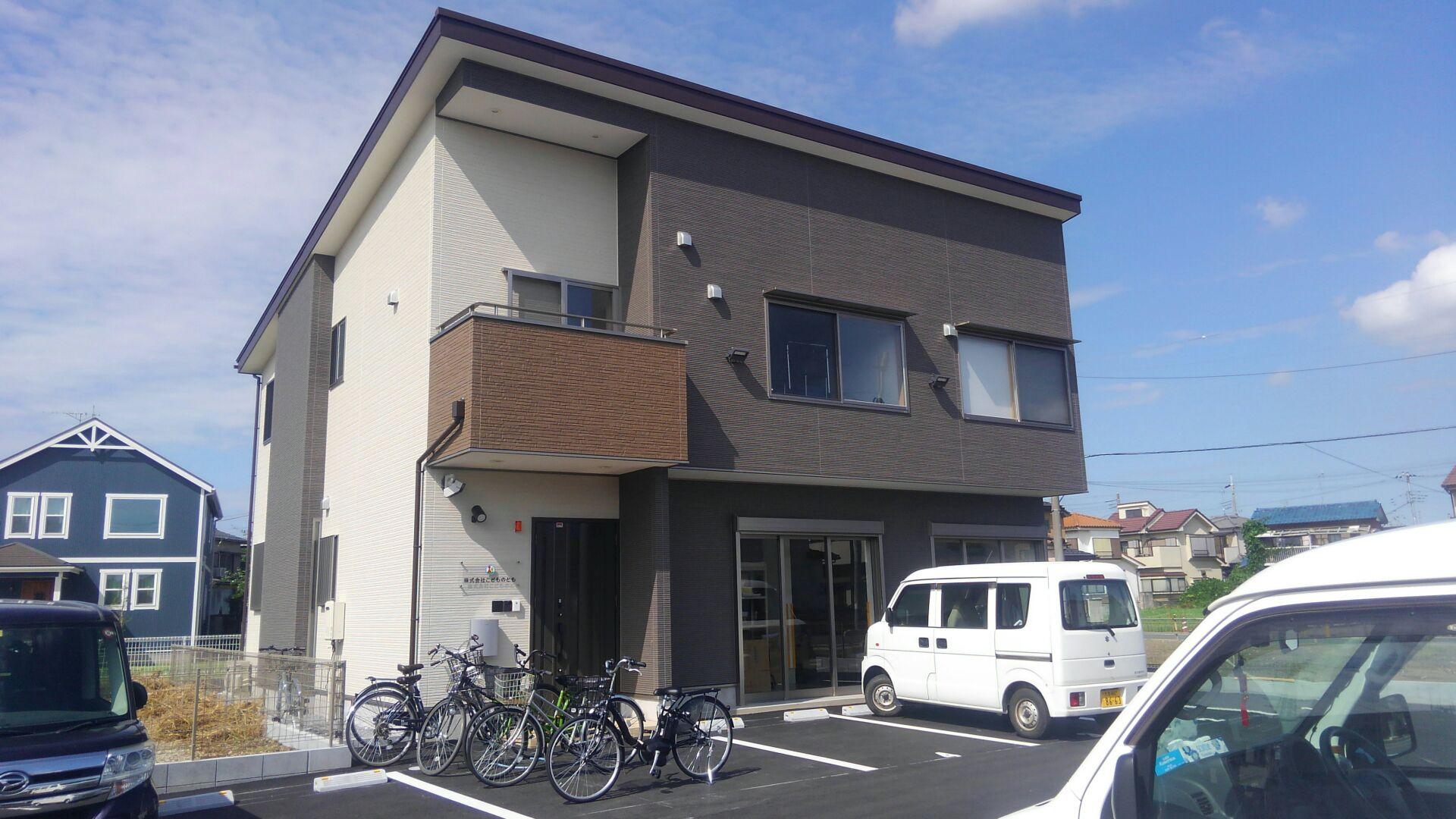 株式会社こどものとも様 北関東支店新築工事のご依頼をいただき、ありがとうございました。