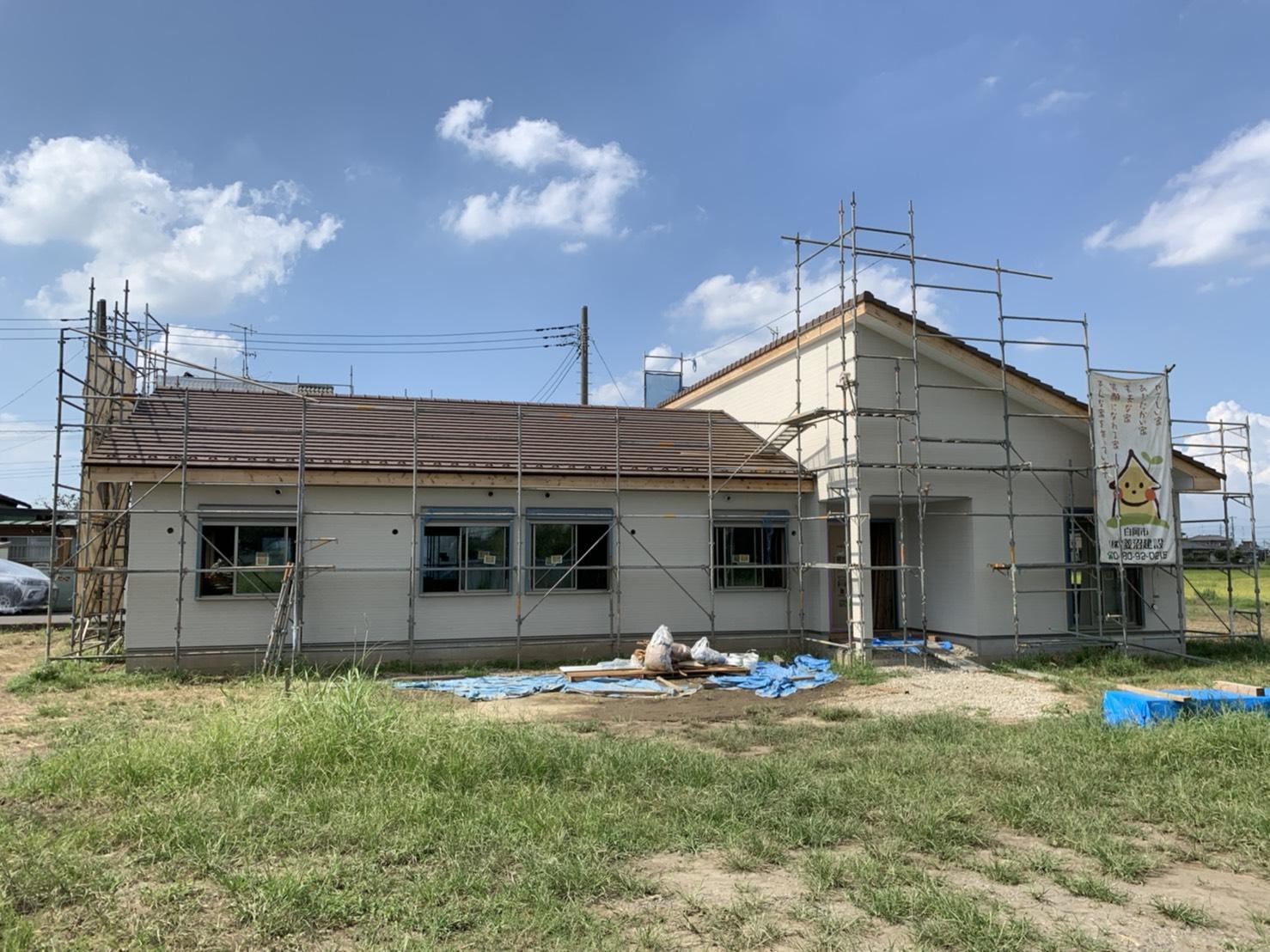 寄宿舎(共同生活援助施設)新築工事